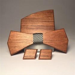 Wooden set SPELL LATTICE
