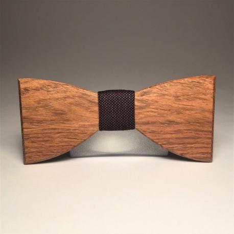 Wooden bow tie LILEK