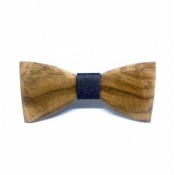 Wooden bow tie UNIQUE