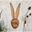 Hanging Easter decoration - Bunny head