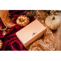 Drewniane pudełko MARACHIC