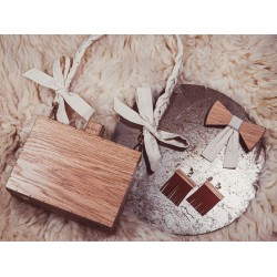 Gift set for her COTTON OAKY