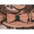 Wooden bow tie SIMPLY OAK