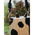 Wooden bag RITA
