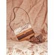 Wooden bag MILANA